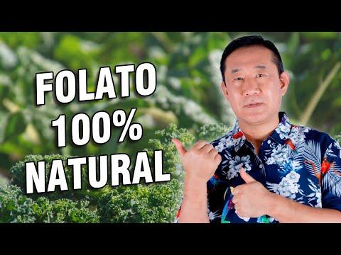 Os benefícios de Folato- a fonte natural de ácido fólico!