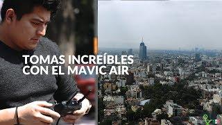 Mavic Air: comprobamos qué tan fácil es VOLAR el último DRON de DJI