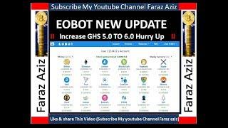 EOBOT 5 0 GHS (2019) | Daily Increase Eobot Ghs Power