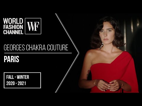 Georges Chakra Couture fall-winter 2020-2021 | Paris