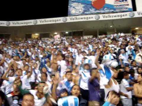 """""""MALKRIADOS -  KEREMOS LA KOPA - (BARRAS UNIDAS)"""" Barra: Malkriados • Club: Puebla Fútbol Club"""