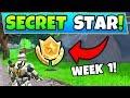 SECRET BATTLE STAR WEEK 1 SEASON 9! - Fortnite Battle Royale Utopia Challenges Update