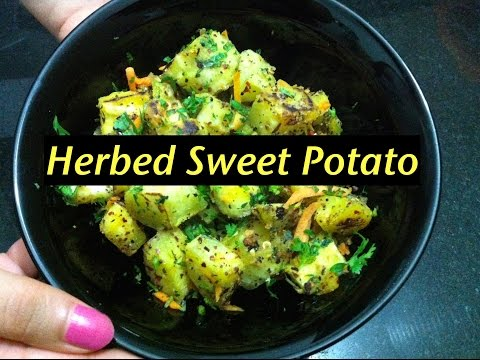 Video Sweet Potato Recipe   Easy Weight Loss Diet Recipe