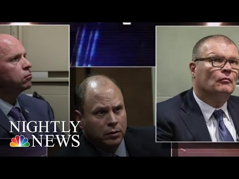 CHI Officers Cleared Of Charges Tried To Cover Up Evidence In McDonald Killing | NBC Nightly News