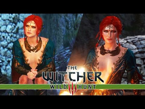 The Witcher 3: Wild Hunt - Alternative Look for Triss (free