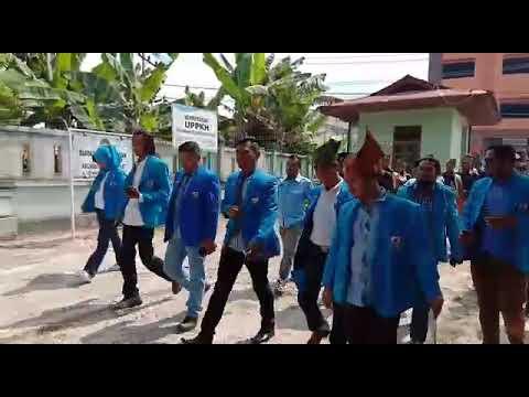 Pelantikan PK KNPI Kecamatan Dumai Barat