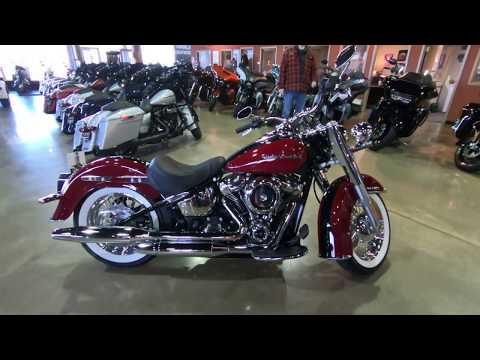 2020 Harley-Davidson Softail Deluxe FLDE