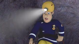 Пещерная охота! | Пожарный Сэм ⭐️Компиляция | Мультфильмы для детей | WildBrain