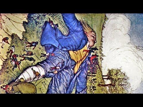 , title : '【字幕付きオーディオブック19】ガリバー旅行記 - ジョナサン・スイフト AI文庫