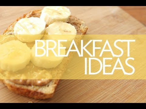 Video 5 Cheap and Healthy Breakfast Ideas | Foodie Video Blog