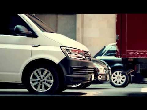 Volkswagen Transpoter T6 Kasten Фургон класса M - рекламное видео 2