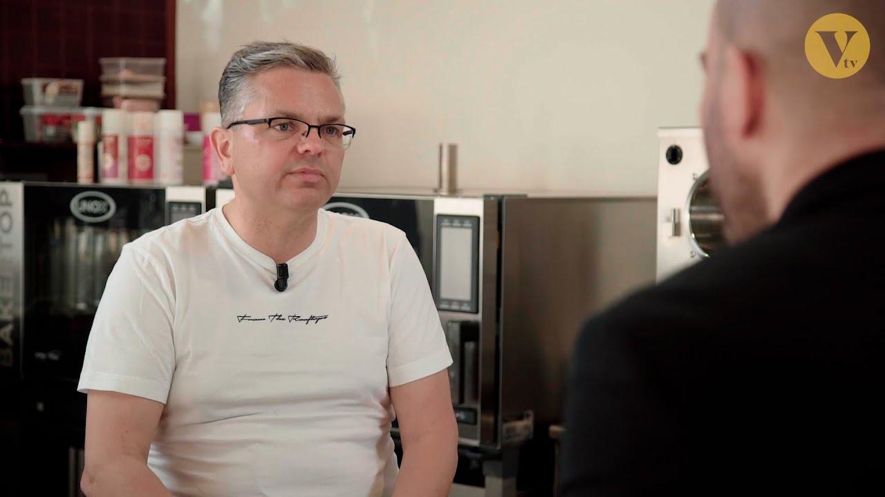 Michal Křížka: To, že má restaurace hvězdu MICHELIN Guide, neznamená, že má dobrou kávu