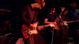 "The Appleseed Cast - ""Santa Maria"" live @ the Media Club"