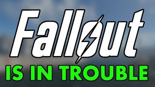 The Fallout Franchise is in Bad Shape... Fans are Mad & Angry (FO76 Greenbrier Gameplay Thoughts)