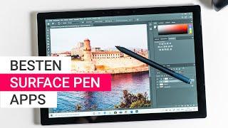 Microsoft Surface Pro: Die besten Apps für den Surface Pen