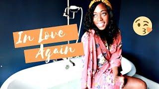 FALLING IN LOVE AGAIN   | My Self Care Routine | Britt's Space