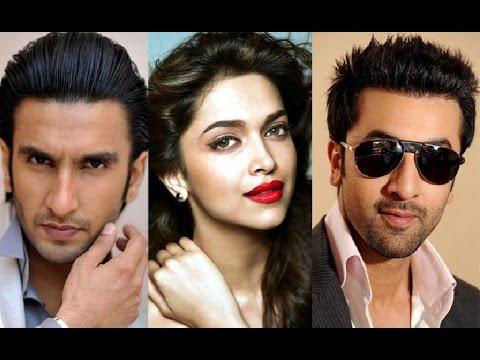 Deepika Padukone Compares Ranveer Singh And Ranbir Kapoor