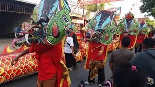 JALAN KREASI NAGA BARONG KARNAFAL NGUNUT 2017