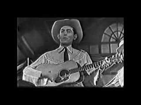 Lovesick Blues (1949) (Song) by Hank Williams