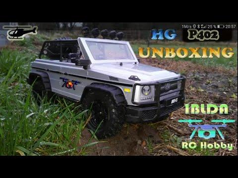 Unboxing hg p402