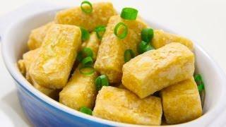 How To Deep Fry Tofu – Video Recipe
