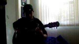An Epic of Time Wasted by Avenged Sevenfold (Cover)_Cisco T._