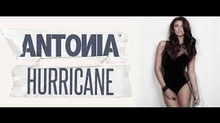Antonia - Hurricane (Lyrics Video)