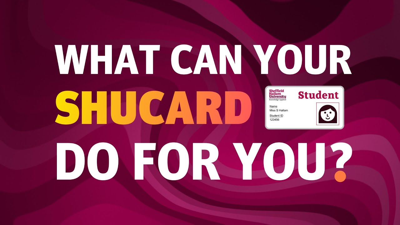 What can your SHUcard do for you?