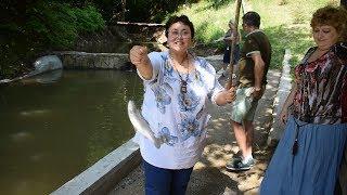 Рыбалка в киеве для семьи с ребенком