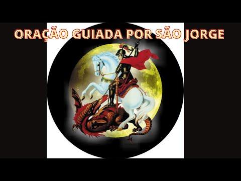 ORACO GUIADA POR SO JORGE GUERREIRO