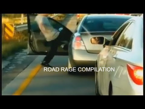 ROAD RAGE COMPILATION 2018 (Road Fights, Car Samshing) #4