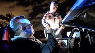 "YOU WON""T BELIEVE WHY THIS COP PULLS ME OVER! *Most Ridiculous Ticket In A Lamborghini*"