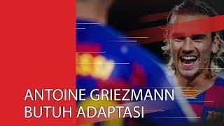 Pemain Asal Prancis, Griezmann Berharap agar Barcelona Tetap Percaya Padanya