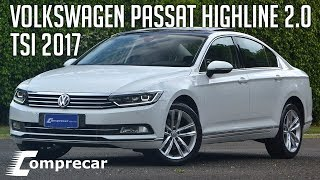 Avaliação: Volkswagen Passat Highline 2.0 TSI 2017