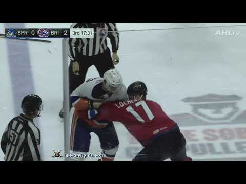Grant Hutton vs. William Lochead