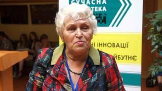 Інна Цуріна, завідувача відділу Національної парламентської бібліотеки України