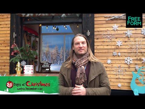 Freeform's 25 Days of Christmas | Tiny House Giveaway | Freeform