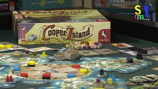 Video-Rezension: Cooper Island