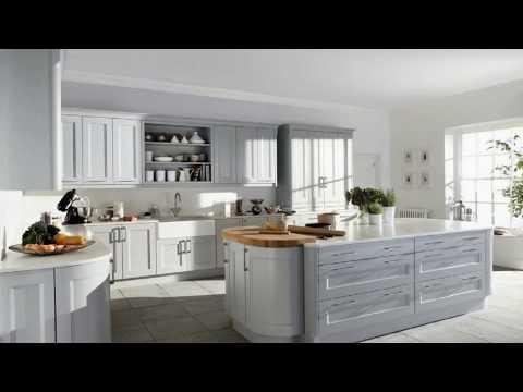 БЕЛАЯ КУХНЯ. Современные идеи дизайна белой кухни. WHITE KITCHEN. Design idea