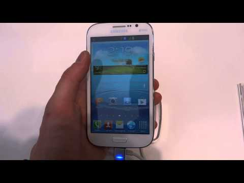 Samsung Galaxy Grand - Anteprima MWC 2013
