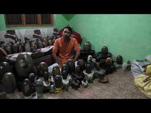 Narmadeshwar Shivlinga Banalingam