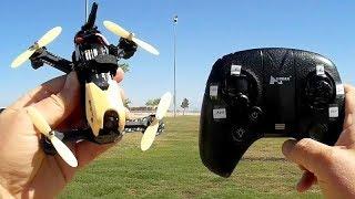 Hubsan H122D X4 Storm RTF FPV Racer Flight Test Review