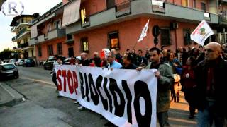 preview picture of video 'Marcia #Stop Biocidio a Frattaminore'