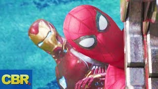 Spider-Man And Iron Man To Be Reunited And Separated Again In Marvel Avengers Endgame