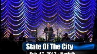 2012 State of the City of Norfolk, VA