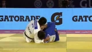 FINAL -90Kg BAKER (JPN) vs KHALMURZAEV (RUS) World Masters Guadalajara 16