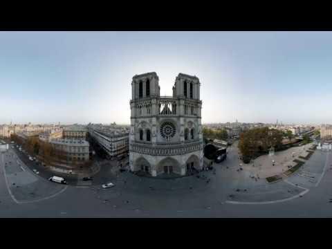 360° | Paris, l'envers du décor : hommage à Notre-Dame de Paris