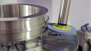 Vertical Grinding Machine For Aerospace Industry