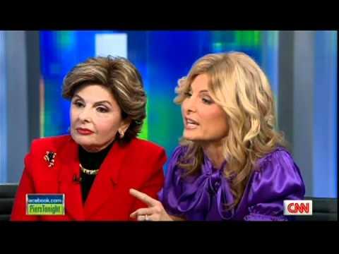 Lisa Bloom on CNN's Piers Morgan Tonight - 3/23/12- Part 1