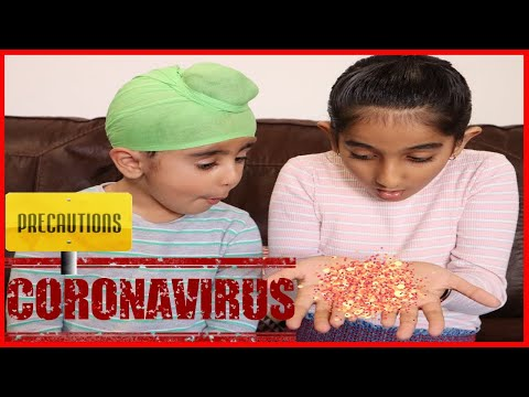 Coronavirus Precautions! (COVID-19) How to Protect Yourself at Adesh Toys